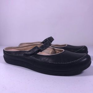 Timberland Leather Slip On Flats Loafer Shoes